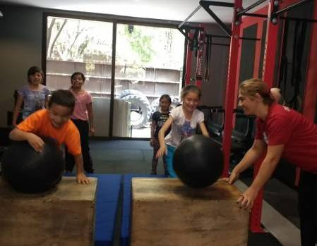 CrossfitBogota - Kids