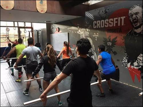 Fundations Crossfit