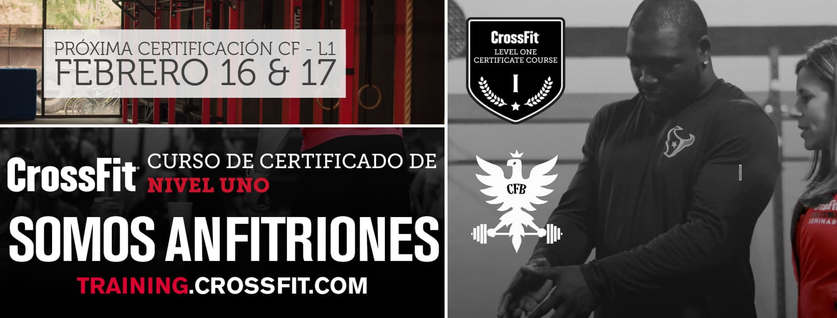 CF Events - L1 (T) Banner
